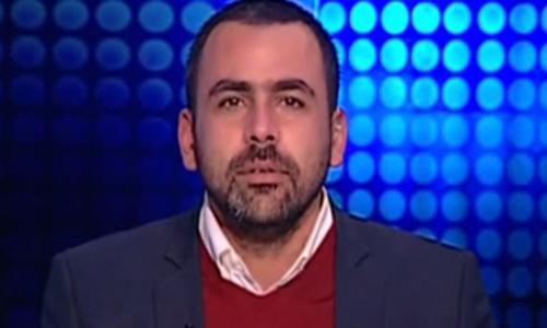 """""""يوسف الحسيني"""" ينعي الشهيدة """"ماجي"""" : نالت الإكليل بدون جهاد البر"""