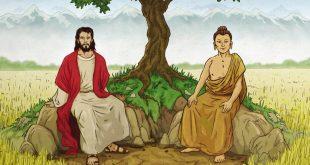 هل المسـيحية مقتبسـة من البوذيـة؟