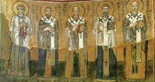 الآباء الرسوليون - دراسات في آباء الكنيسة