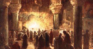 بدايات الشعر المسيحي - بحث تاريخي موسع
