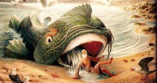 هل كان المسيح حي كما كان يونان حي في بطن الحوت ثلاث ايام وثلاث ليالي؟