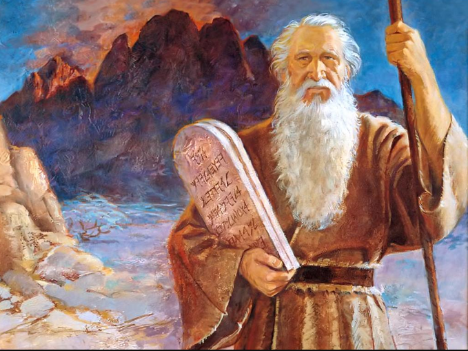 موسى النبي يتنبأ عن المسيح والمسيح يشهد بذلك