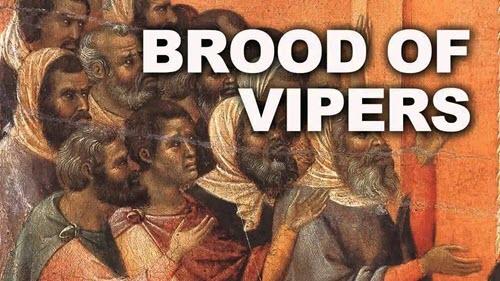 كيف كان ينظر مجتمع القديس لوقا الافاعي والثعابين؟