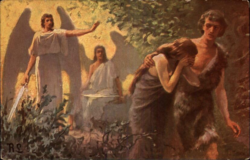 السقوط في الخطية وفساد الطبيعة الإنسانية