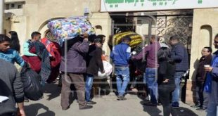 هروب 50 أسرة مسيحية من العريش إلى الإسماعيلية هربا من داعش