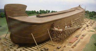 كيف جمع نوح كل هذه الحيوانات الكثيرة؟