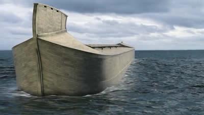 ما مدى ضخامة فلك نوح؟