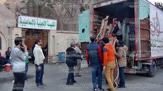 بالفيديو.. أقباط العريش: الأمن قال لنا امشو مش هنقدر نحميكم