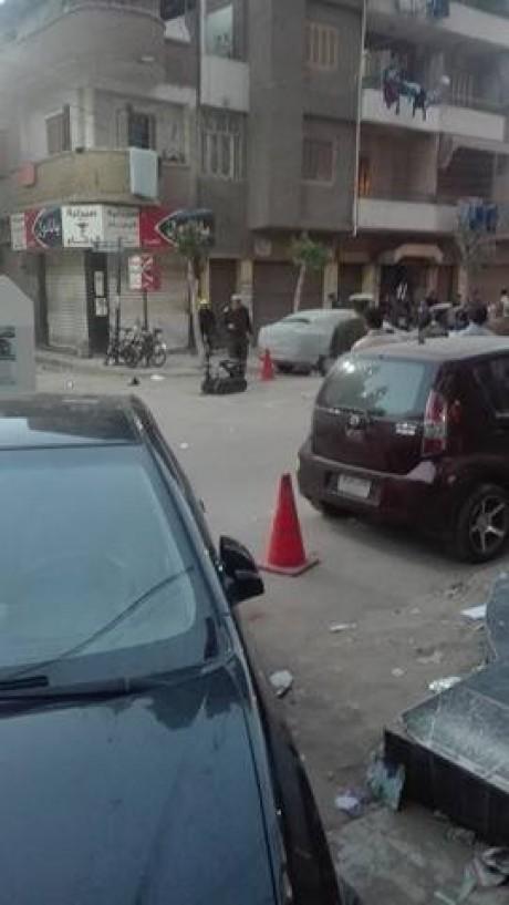 عاجل .. بالصور ننشر حقيقة قنبلة داخل كنيسة مارجرجس في طنطا !