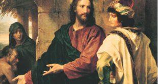 طريقة يسوع في الحوار - الافلات من المطرقة والسندان (متى 22: 28)