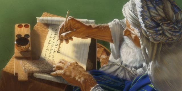 لماذا كتب موسى سفر التكوين؟