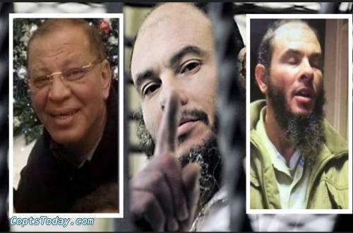 عاجل الحكم بإعدام الإرهابى عادل عسلية ذابح القبطى يوسف لمعى بالأسكندرية