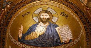 ما الفرق بين المسيح، والإنسان وكل منهما على صورة الله؟