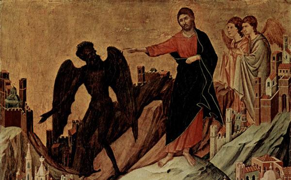 تجربة المسيح في البرية - لماذا؟ الجزء الأول