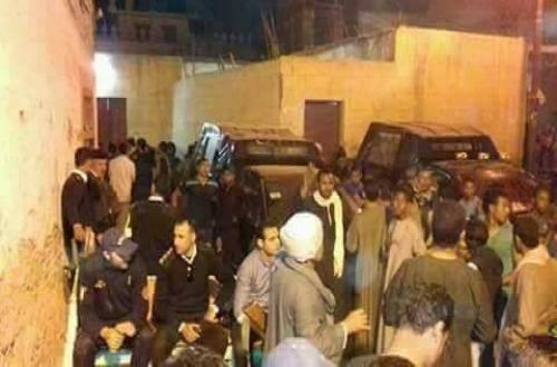 أمين دير القديسين يحذر من تفاقم أزمة قرية المهيدات بالأقصر بعد صلاة الجمعة ويطالب الأمن بالتحرك