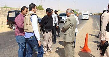 مدير أمن أسوان ينفى وقوع تفجيرات فى كنائس المحافظة