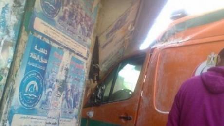 مصدر كنسي تم إبطال مفعول قنبلة منذ أيام في كنيسة مارجرس بطنطا