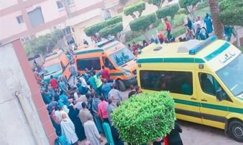 عاجل ارتفاع شهداء تفجير كنيسة مارجرجس إلى 30 شهيدا ومستشفيات طنطا تعلن عجز كبير في أكياس الدم
