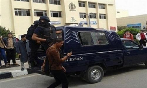ضبط إرهابي خطط لتنفيذ عمليات إرهابية خلال عيد القيامة