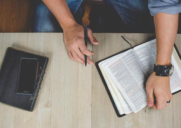 مثال كنيسة العهد الجديد ونشاطها