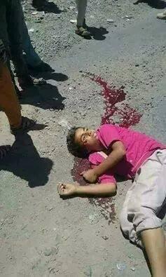 عاجل ذبح شاب قبطي 16 سنة في بني سويف