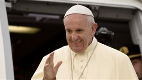 بالفيديو البابا فرنسيس يدعو لاتحاد الكنيستين المرقسية والكاثوليكية
