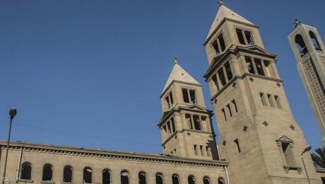 عاجل تفجير كنيسة مار جرجس بطنطا