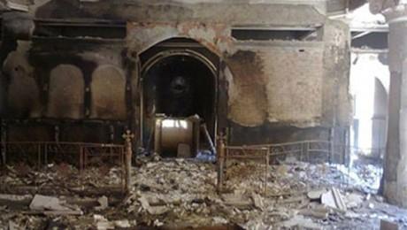 عـــــاجل ارتفاع عدد الشهداء والمصابين بتفجير كنيسة مارجرجس