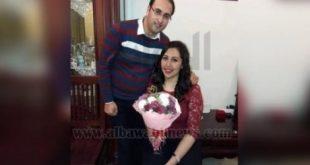 مريم رمسيس - فقدت خطيبها وأخيها في تفجيرات الأحد