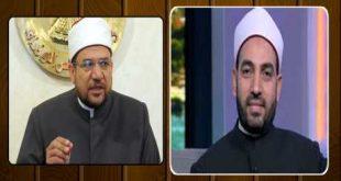 قرارات وزير الاوقاف ضد الشيخ سالم عبد الجليل من بعد تصريحاتة المسيئة للاقباط والعقيدة المسيحية