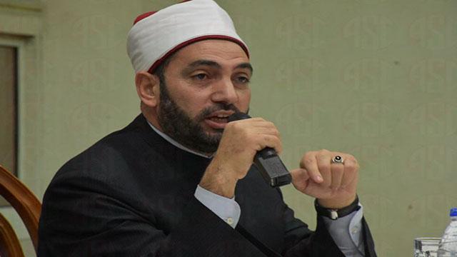 سالم عبد الجليل : لن أعتذر عن تصريحاتى والأقباط كفار