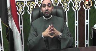 فيديو الأوقاف: سالم عبدالجليل لن يصعد المنبر إلا بعد الاعتذار عن تكفير الأقباط