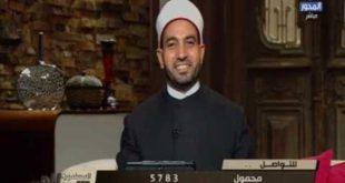 قناة المحور تطرد الشيخ سالم عبد الجليل وتنهي تعاقدها معه