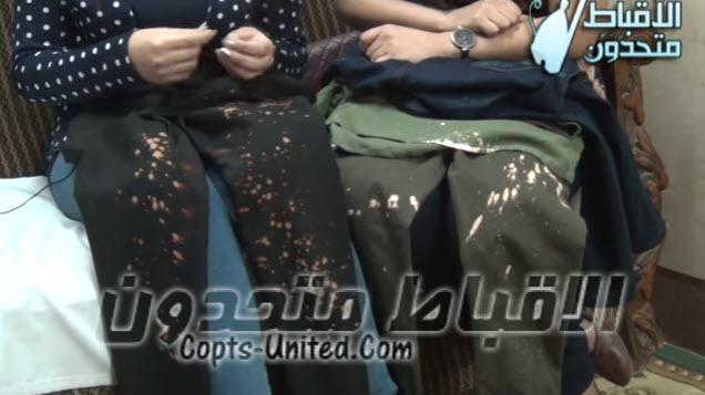 بالفيديو الإعتداء على فتيات عزبة النخل المسيحيات بالكلور الحارق
