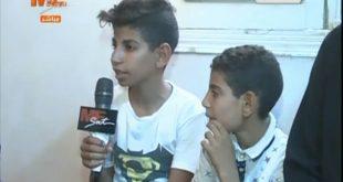 بالفيديو ابن الشهيد عايد حبيب كان موجود معاه بيقول قالو لابويا قول الشهاده ونسيبك وده كان رد فعله