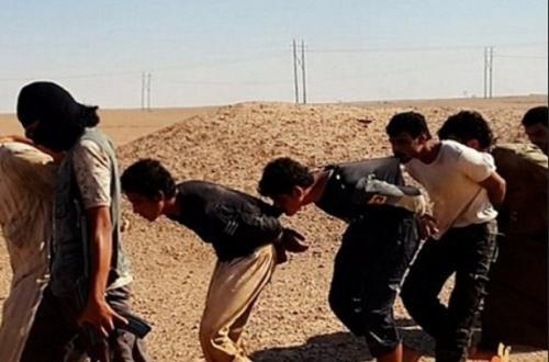 """المركز الأمريكى للقانون والعدالة: داعش عجنت 250 طفلاً مسيحياً في """"عجانة"""" أمام اسرهم واغتصبت 8 نساء ثم قطعت رؤوسهن"""