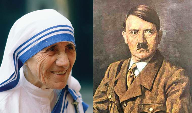 الأم تريزا مقابل هتلر - الأخلاق هل هي موضوعية أم نسبية؟