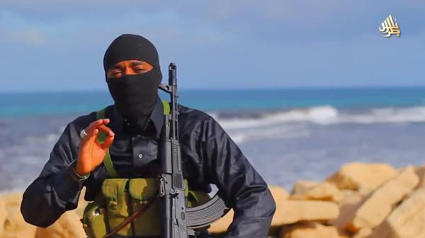 بالصور هؤلاء نفذوا مذبحة المصريين في ليبيا