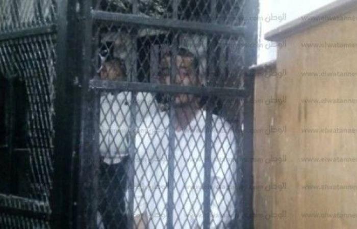 قاتل القس سمعان للمحكمة: قتلته بأمر من سيدي ومولاي