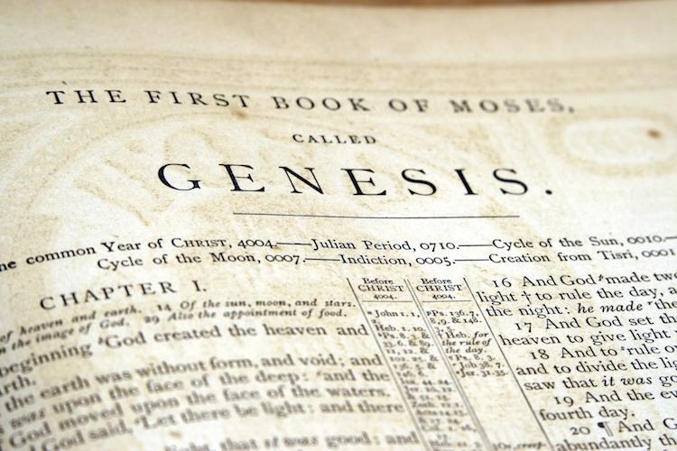 لماذا نجد اسم سفر التكوين مختلفاً في اللغة العبرية؟ – كتاب أصعب الآيات في سفر التكوين