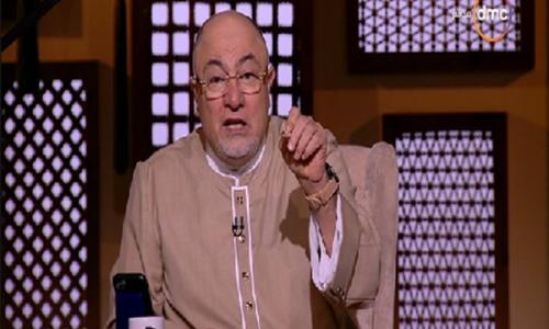 خالد الجندي:التراث الإسلامي «باسكت» كبير مليء بتصريحات القتل