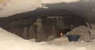 العثور على مدفن قبطي أثري بعد إحباط محاولة تنقيب بأسوان