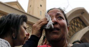 عاجل | إستشهاد 15 قبطى في الهجوم الإرهابى علي كنيسة مارمينا بحلوان