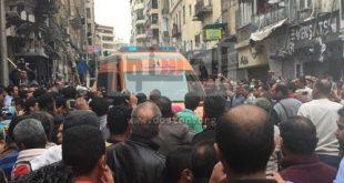 عاجل أنباء عن حادث إرهابي آخر جديد في منطقة أطلس في حلوان وعدد من الشهداء