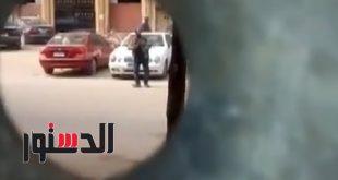 اول فيديو عاجل يرصد اللحظات الأولى لعملية إطلاق النار +18