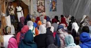 إعتقال أسر مسيحية بأطفالها بتهمة الصلاة في إريتريا