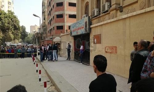 الشاهد الوحيد في حادث حلوان: الإرهابي انتظر خروج السيدات ليطلق النار