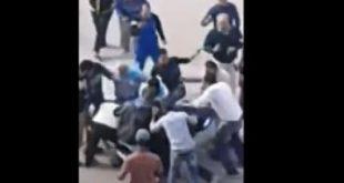 شاهد.. فيديو جديد يظهر لحظة القبض على إرهابي كنيسة مارمينا بحلوان