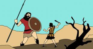 الرد على شبهة وجدت داود بن يسى رجلا حسب قلبي كيف يكون حسب قلب الله وهو أخطأ؟
