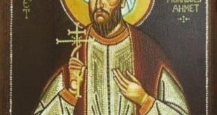 سمعت بوجود قديس أرثوذكسي اسمه أحمد وله أيقونة. من هو وما هي قصته؟